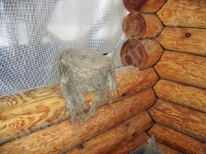 Фото: сколько стоит конопатка брусового дома
