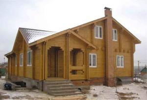 фото: дом по финской технологии