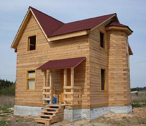 Фото: что лучше выбрать заказать дом под ключ или просто сруб из бруса недорого