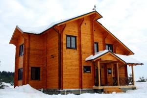 фото: внешний вид дома