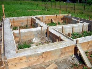 фото: как расчитать фундамент под дом