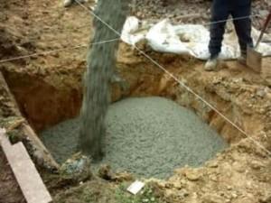 фото: как рассчитать кубатуру бетона