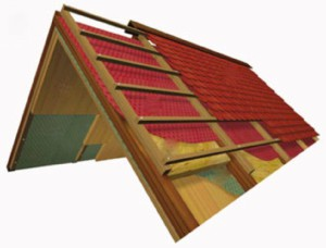 фото: схема двухскатной крыши