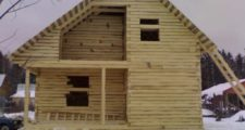 Пола укладка гидроизоляция деревянного