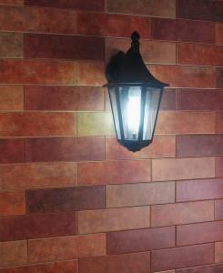 фото: Керамическая плитка фасадная
