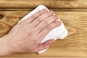 фото: Восковая мастика внутренних работ