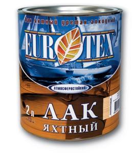 фото: Защитный декоративный лак EUROTEX