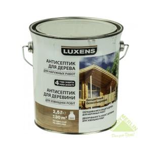 фото: антисептики для дерева Luxens