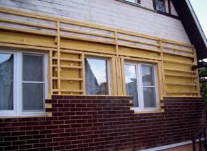 фото: фасад дома отделанный термопанелями