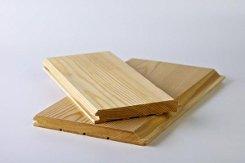 фото: имитация бруса из лиственницы
