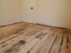 фото: как выровнять деревянный пол