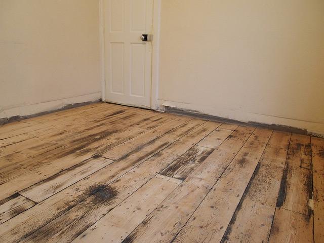 фото:как выровнять деревянный пол