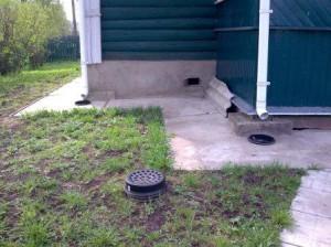 фото: ливневая канализация своими руками