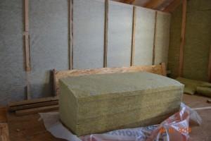 фото: материалы для утепления дома изнутри