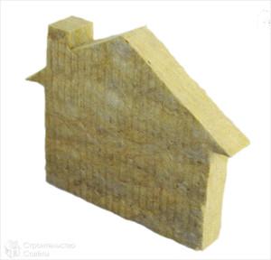 фото: минвата для фасада дома